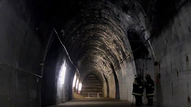 The secret underground Nazi facility used for the nuclear weapons project.