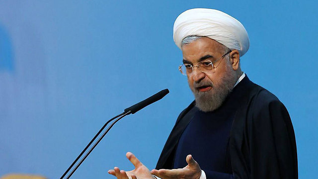 Iranian Preisdent Hassan Rouhani. 'Iran is not Iraq'. (Photo: AFP)