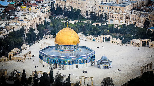 Dome of the Rock (Photo: Israel Bardugo)