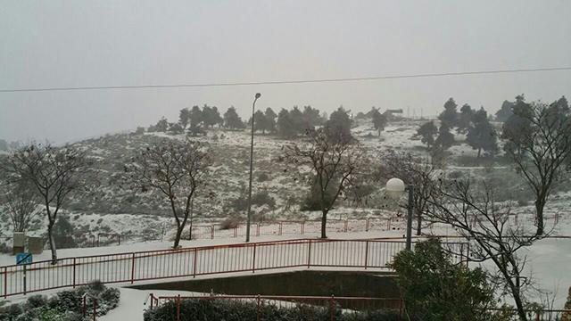 הר כנען (צילום: תמיר אנגל)