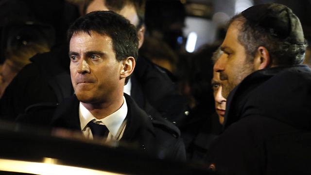 French Prime Minister Manuel Valls (Photo: AFP) (Photo: AFP)