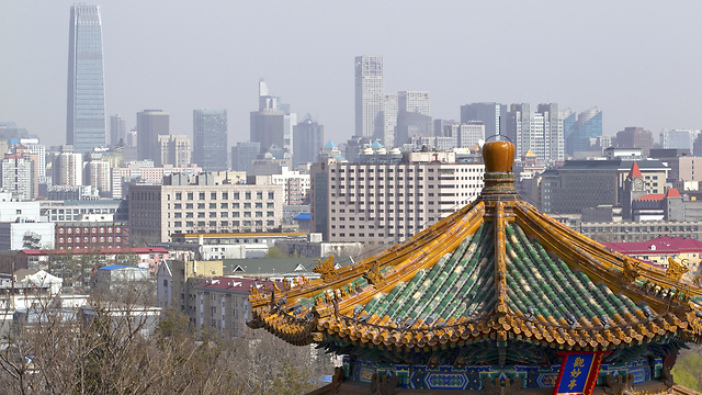 Beijing, China (Photo: Shutterstock)