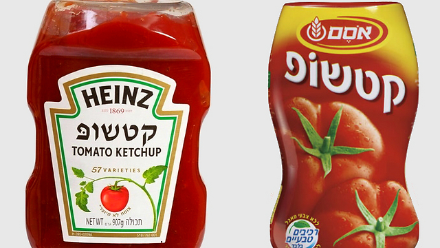 Ketchup wars: Heinz and Osem