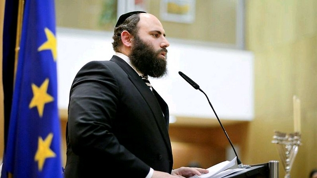 Rabbi Menachem Margolin (Photo: EJA)