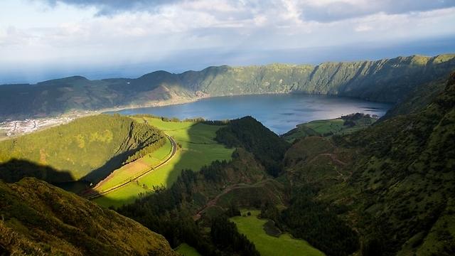 האיים האזוריים - יעד טיול מיוחד ולא רחוק