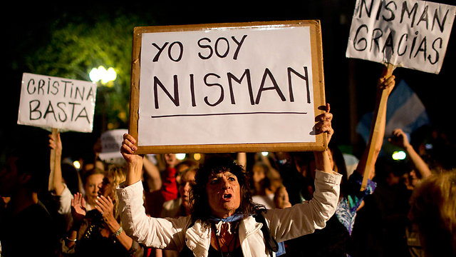 Don't Cry For Me, Argentina : Alberto Nisman's Death