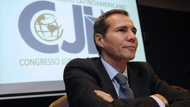 Alberto Nisman. Investigated the bombing, killed before he could submit his conclusions. (Photo: AFP)