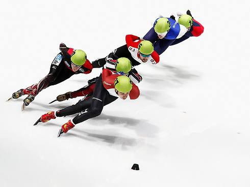 Vladislav Bykanov in Sunday's race (Photo: Gettyimages)