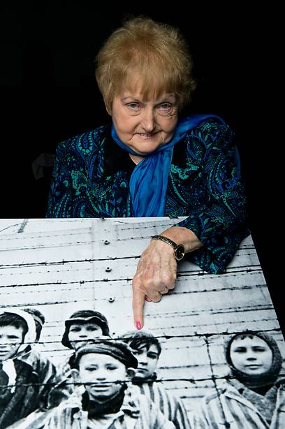 80-year-old Eva Kor (Photo: Getty Images)