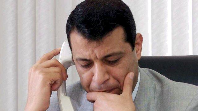 Mohammed Dahlan (Photo: Shaul Golan)