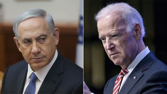 Biden to miss Netanyahu speech to US Congress (Photo: AFP, Alex Kolomoisky) (Photo: AFP, Alex Kolomoisky)