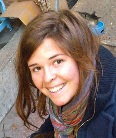 Kayla Jean Mueller (Photo: AFP, MUELLER FAMILY)