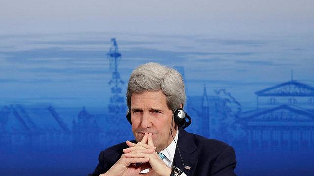 US Secretary of State Kerry (Photo: AP)