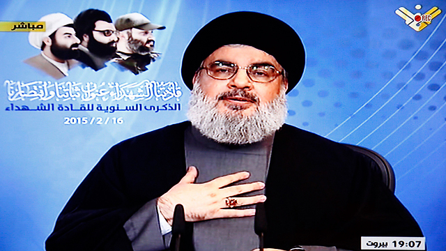 Hassan Nasrallah (Photo: EPA)