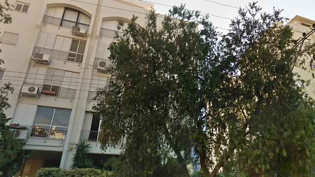 רעננה. תשואה של קרוב ל-3% (צילום: google street view)