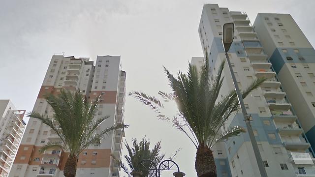 קריית מוצקין. יקרה ב-14% מהממוצע האזורי (צילום: google street view)