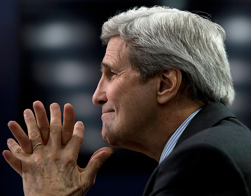 US Secretary of State John Kerry (Photo: AP)