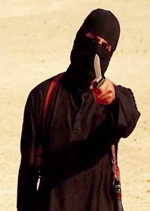 Jihadi John (Photo: AFP)