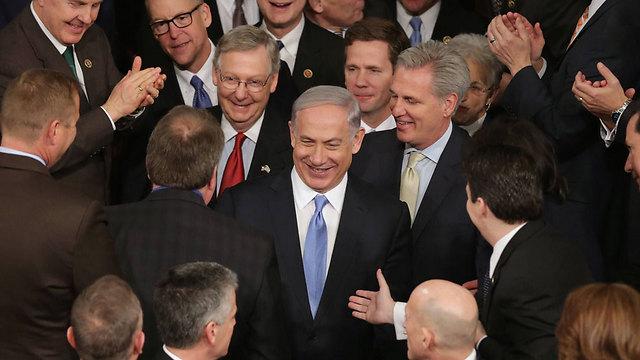 Prime Minister Benjamin Netanyahu (Photo:AFP)