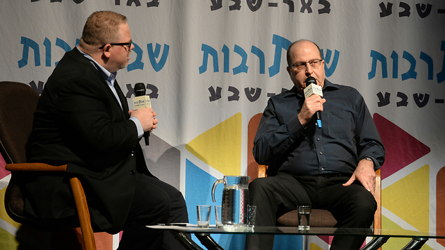 Defense Minister Ya'alon (Photo: Herzl Yosef)