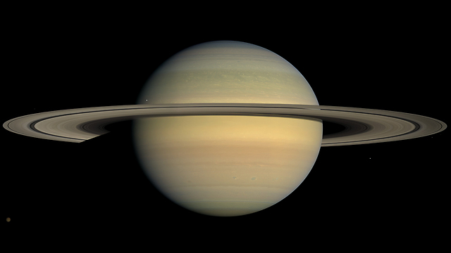 Saturn. New calculations. (Photo: NASA/JPL/Space Science Institute)