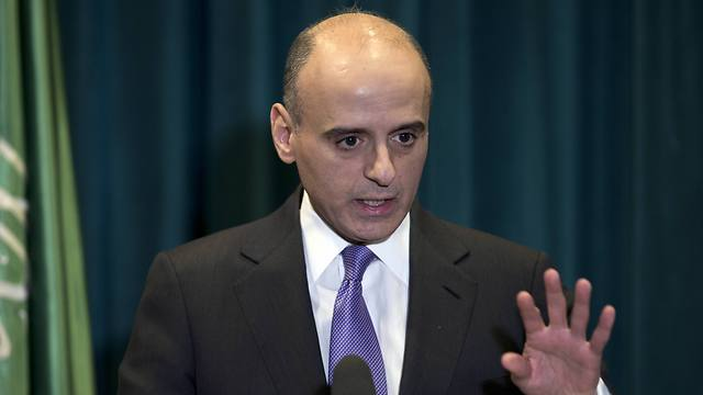 Saudi ambassador to the US Adel Al-Jubeir announced the launch of airstrikes in Yemen at a news conference in Washington. (Photo: AP)