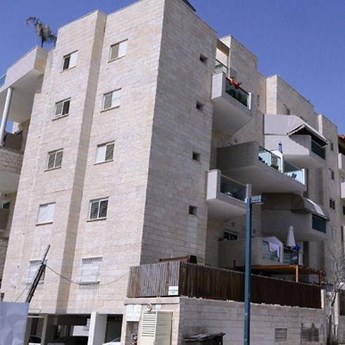באר שבע. כמעט 5% תשואה מהשכרת דירות (צילום: הרצל יוסף)