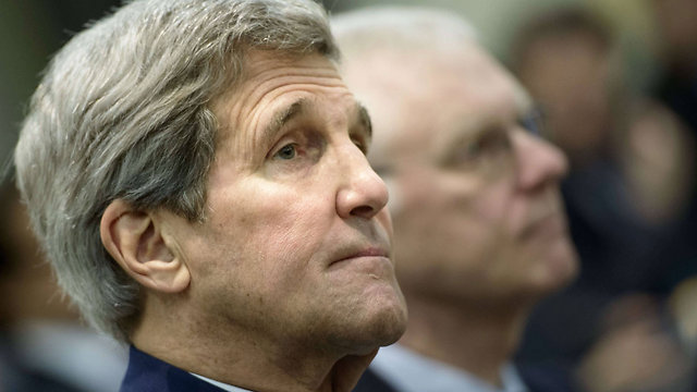 John Kerry (Photo: AFP)
