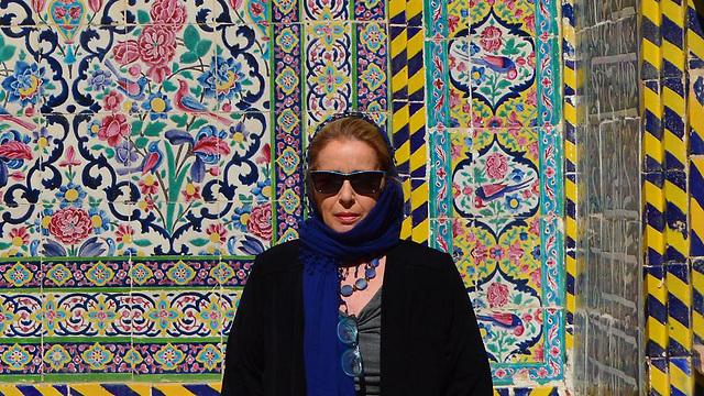 Orly Azoulay in Iran