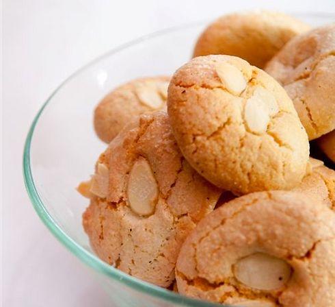 עוגיות בוטנים (צילום: ירון ברנר)