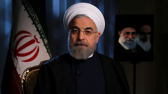 President of Iran Hassan Rouhani (Photo: AP)