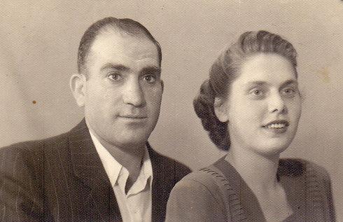 Spera and her husband Vittorio