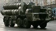 Russian S-300 anti-aircraft system Photo: Reuters