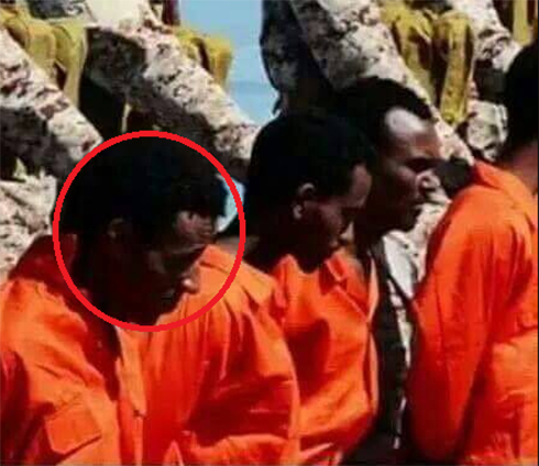 Eritrean killed by ISIS