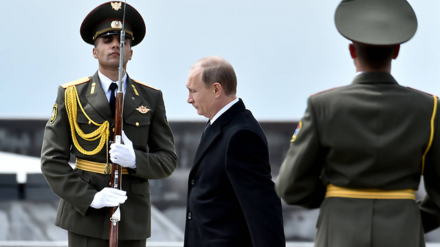 Russian President Putin (Photo: AFP)