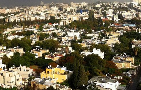 """שכונת ביצרון בת""""א. 2.1 מיליון שקל ל-3 חדרים (צילום: הלה עמנואל גור )"""