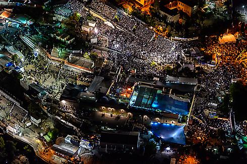 (צילום: ישראל ברדוגו - חברת ישראל באוויר )