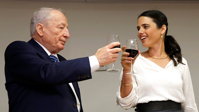 Weinstein's attack on Shaked uncalled for
