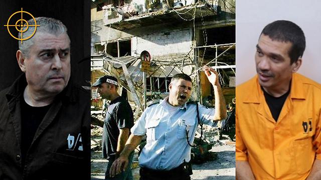 אברג'יל, הפיגוע הפלילי והיעד - זאב רוזנשטיין