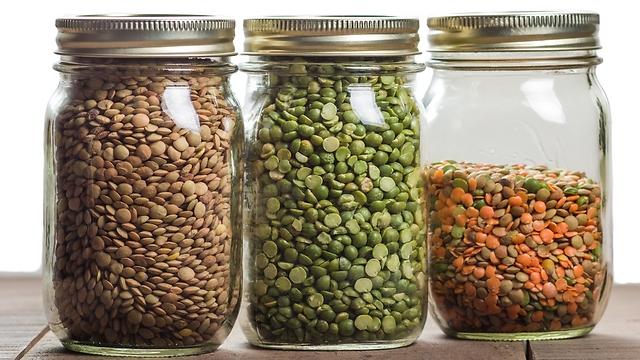 עדשים מעשירות כל מנה בשלל ויטמינים (צילום: shutterstock)