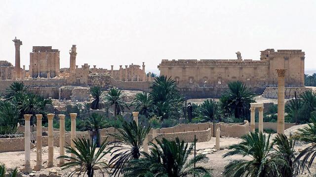 Palmyra (Photo: AP)