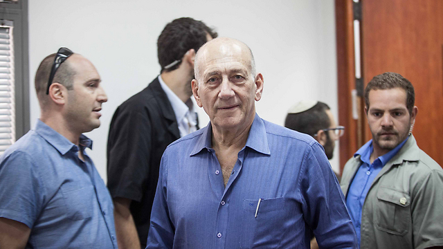State to Supreme Court: Give Olmert more prison time