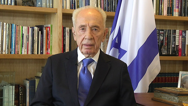 Peres calls on Jerusalem festival not to screen Yigal Amir documentary