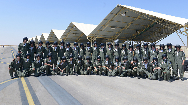 11% of new IAF pilots born outside of Israel, Flight Academy report shows