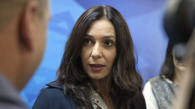 MK Miri Regev (Photo: AFP)
