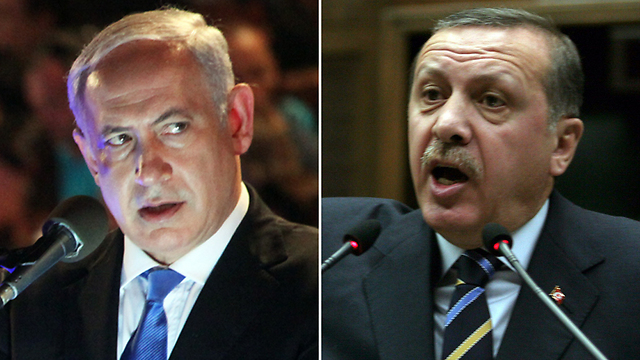 Israeli, Turkish officials hold secret meeting in Rome