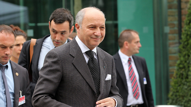 French FM Fabius in Vienna for nuclear talks. (Photo: AP)
