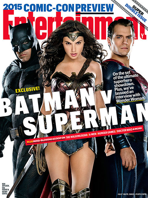 Gadot stars as Wonder Woman in Batman vs. Superman