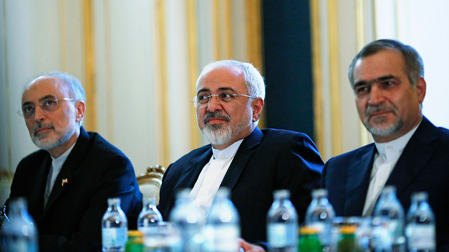 Iranian delegation (Photo: AP)