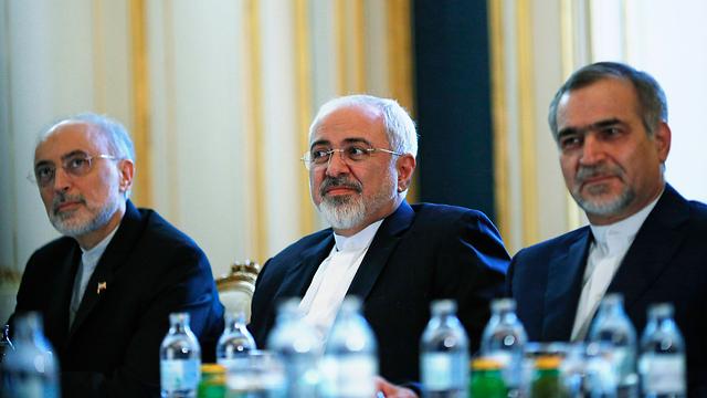 Iranian delegation (Photo: AP)
